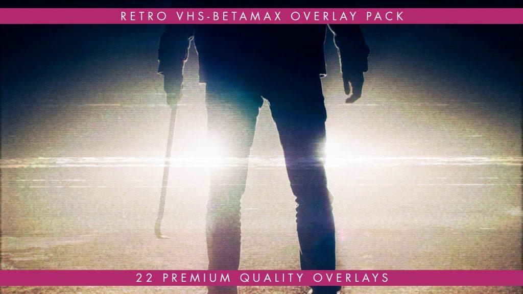 Analog Damage Overlays (VHS-Betamax) - Moldero com