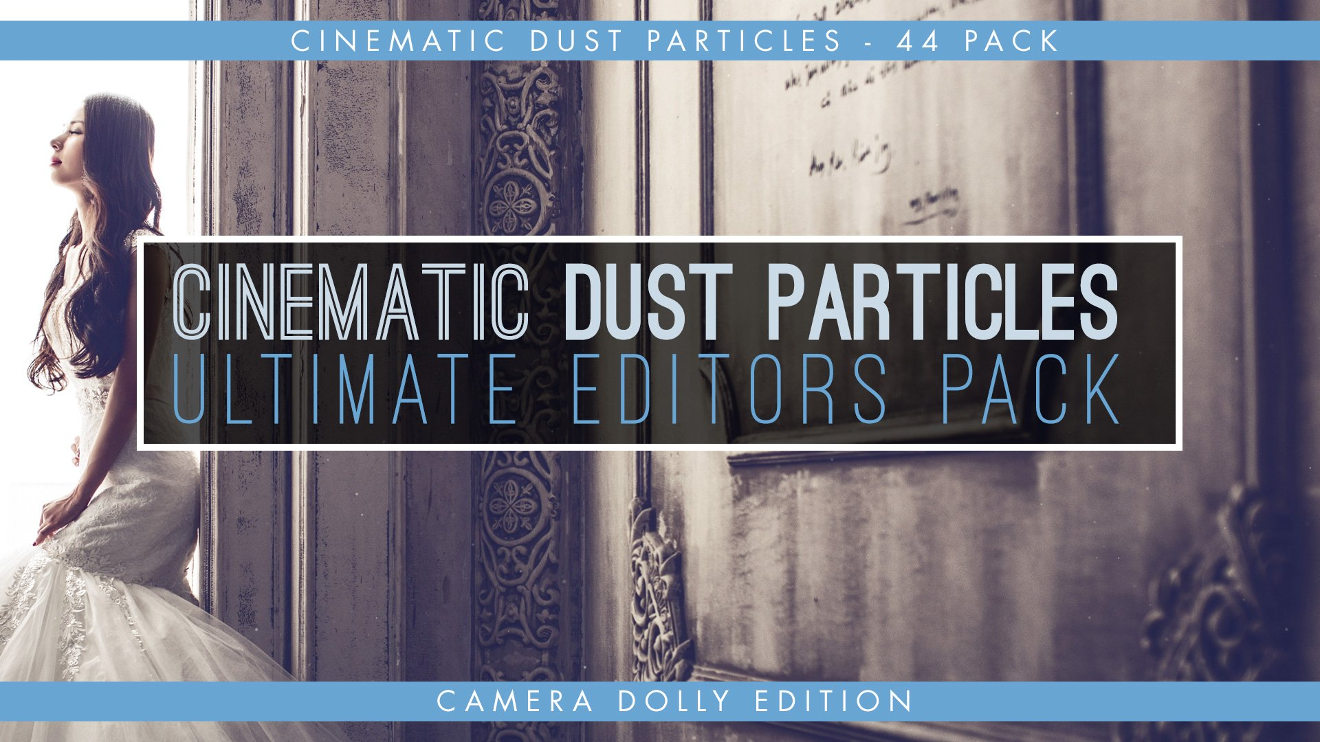 Organic Dust Particles Overlays