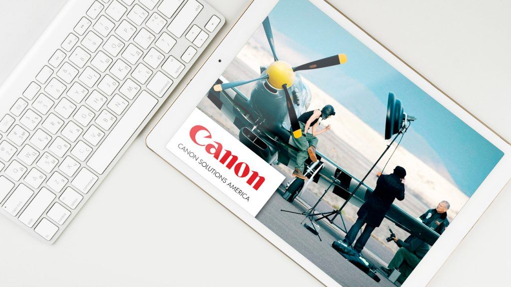 Canon-USA Video Production