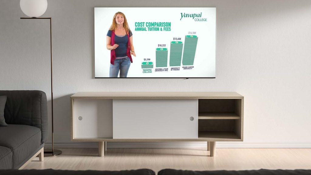 Yavapai College TV Spot